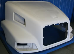 Wayne Built: Volvo Hoods